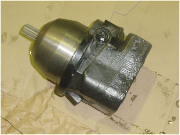 HA32PX-HA41PX Fahrmotor