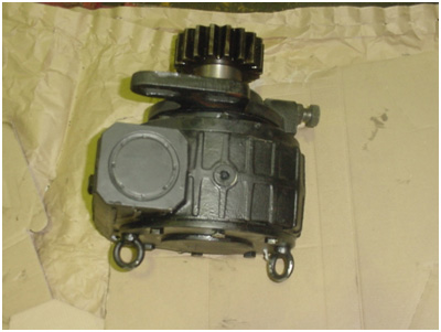 HA12IP-HA12PX Schwenkgetriebe