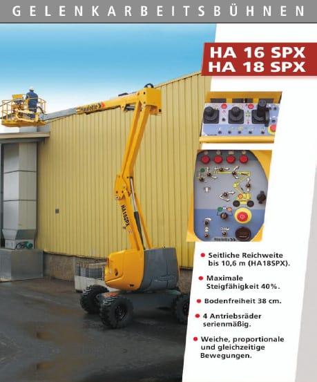 HA16 SPX