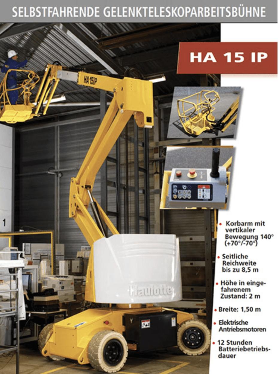 HA 15 IP
