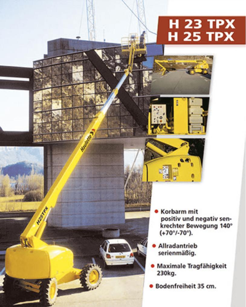 H 23 TPX